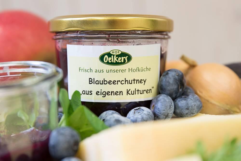Blaubeerchutney