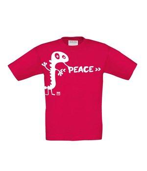 T-shirt kids Peace