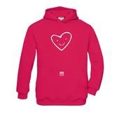 Hooded sweater kids Love
