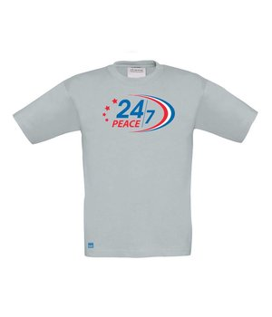 T-shirt kids 24/7 Peace
