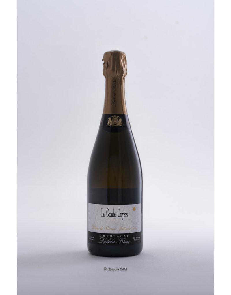 Champagne Laherte Frères Les Grandes Crayères 2014
