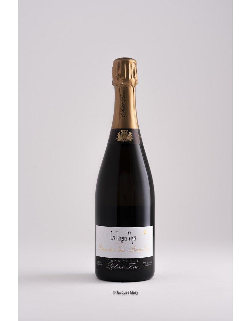 Champagne Laherte Frères Les Longues Voyes 2013