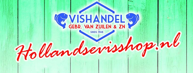 Wij leveren verse vis door heel Nederland.