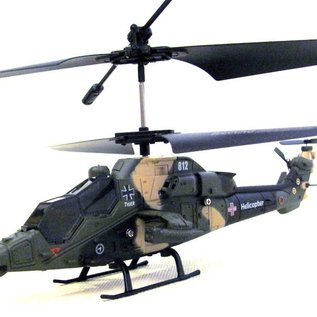 Bestuurbare Eurocopter Tiger (3-kanaals, micro model)