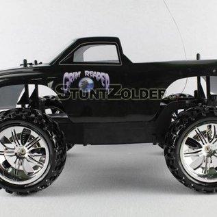 Newqida Bestuurbare Monster Truck Grim Reaper 1:10