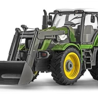 Ninco Bestuurbare tractor met shovel 1:28