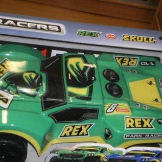 Ninco Radiografische rally truck Skull Rex 1:10