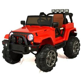 Accu kinderauto Jeep