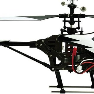 Amewi Rc helicopter Buzzard (4-kanaals, middelgroot model)