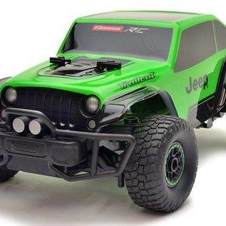Carrera RC Afstandbestuurbare Jeep Trailcat 1:18