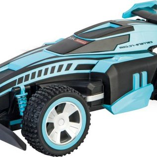Carrera RC Radiografische Buggy Blue Racer 1:20