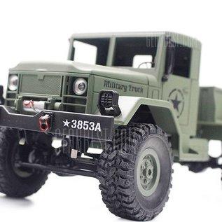 Heng Long Radiografisch bestuurbare U.S. Military truck 1:16