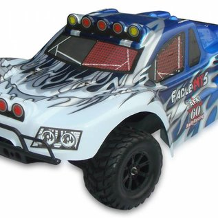 Redcat Racing Rc benzine Shortcourse Truck NT5 4WD 1:5