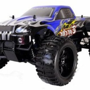 Amewi Bestuurbare Monstertruck Torche 4WD 1:10