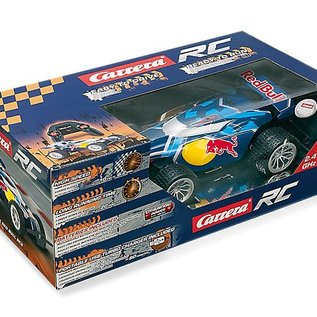 Carrera RC Afstandbestuurbare Red Bull Buggy RC2 1:20