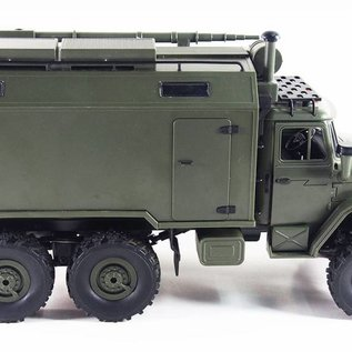 Amewi Radiografische Military Truck URAL B36 1:16