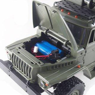 Amewi Radiografische Military Truck URAL B36 1:16