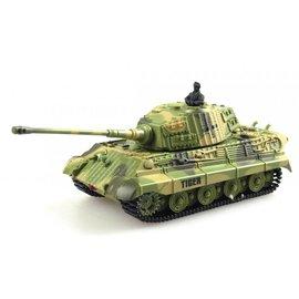 Mini King Tiger tank 1:72