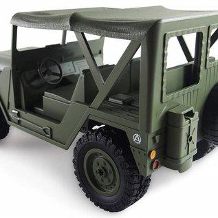 Amewi Bestuurbare RC U.S. Army Jeep M151 1:14