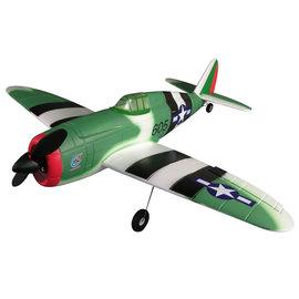 P-47 Thunderbolt vliegtuig (4-kanaals)