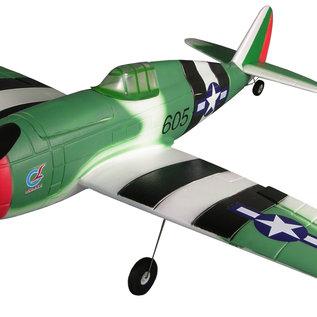 RC vliegtuig P-47 Thunderbolt (4-kanaals)