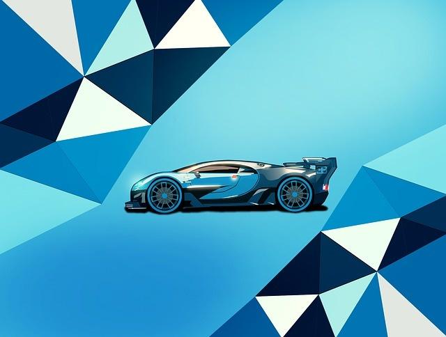 RC auto net zo snel als Bugatti Chiron