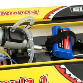 Rc boot F1 Mad Shark 1:25