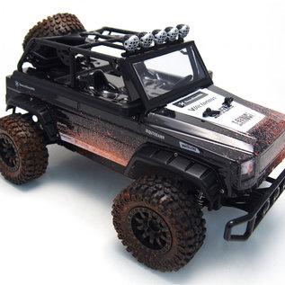 Afstandbestuurbare auto Dirt Jeep 1:8