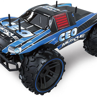 Radiografisch bestuurbare Muscle Monstertruck 1:8