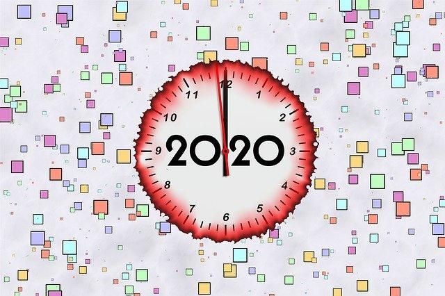 Gelukkig en gezond 2020