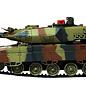 Rc Leopard Tanks Battle set 1:24 (twee stuks, fighting set)
