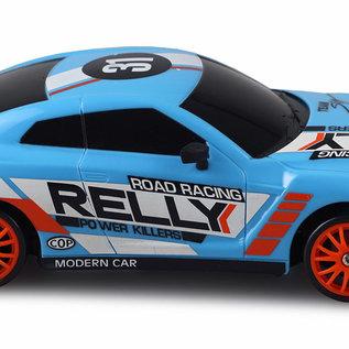 Rc bestuurbare Nissan GTR Drift Car 1:24