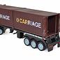 Radiografische vrachtwagen Carriage 1:16