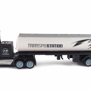 Afstandbestuurbare RC tankwagen 1:16