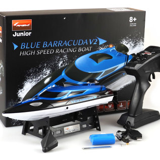 Amewi Bestuurbare boot Blue Barracuda V2 1:30