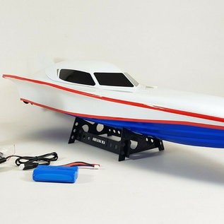 Wing racing RC boot 1:16