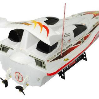 Double Horse Afstandbestuurbare Bluestreak speedboot 1:12