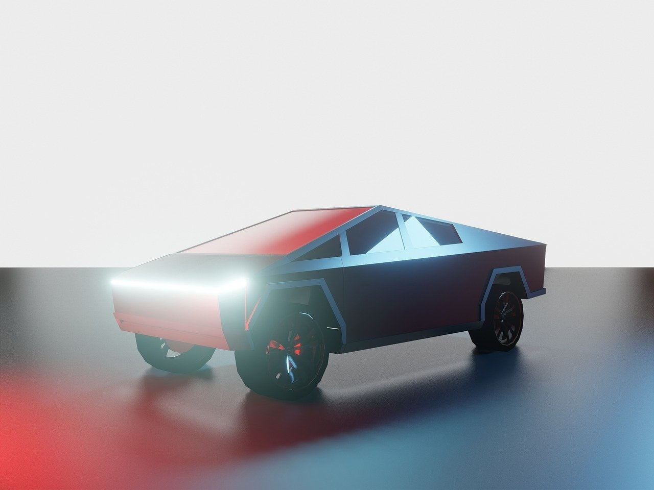 Tesla RC Cybertruck