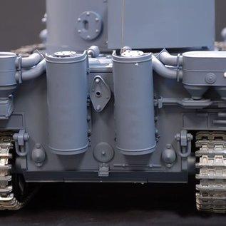 Heng Long W02 German Tiger I RC tank 1:16 PRO