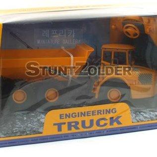 Rc vrachtwagen Kipper 1:28