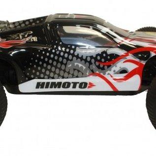 Himoto Bestuurbare Truggy Katana Brushless 4WD 1:10