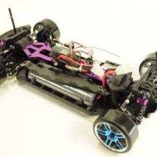 Himoto Bestuurbare drift auto Bad Boy 4WD 1:10
