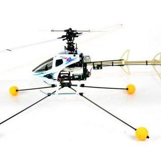 Trainingsgear RC helikopters