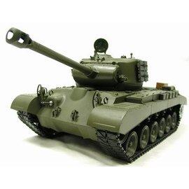 Heng Long Snow Leopard USA M26 tank 1:16