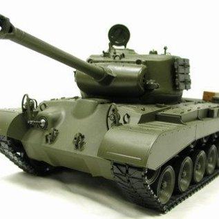 Heng Long Radiografische tank Snow Leopard USA M26 1:16