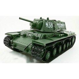 Heng Long Russian KV-1 tank 1:16