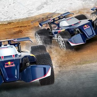 Carrera RC RC buggy Red Bull NX1 1:16
