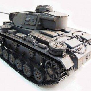 Mato Rc tank Panzer III 1:16 Full Metal