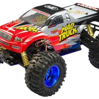 Heng Long Radiografische Monstertruck Madness 4WD 1:10
