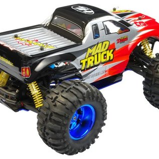 Heng Long Radiografische Monstertruck Madness 4WD 1:10